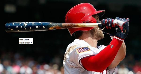 The Bryce Harper baseball bat and the craftsmen behind the