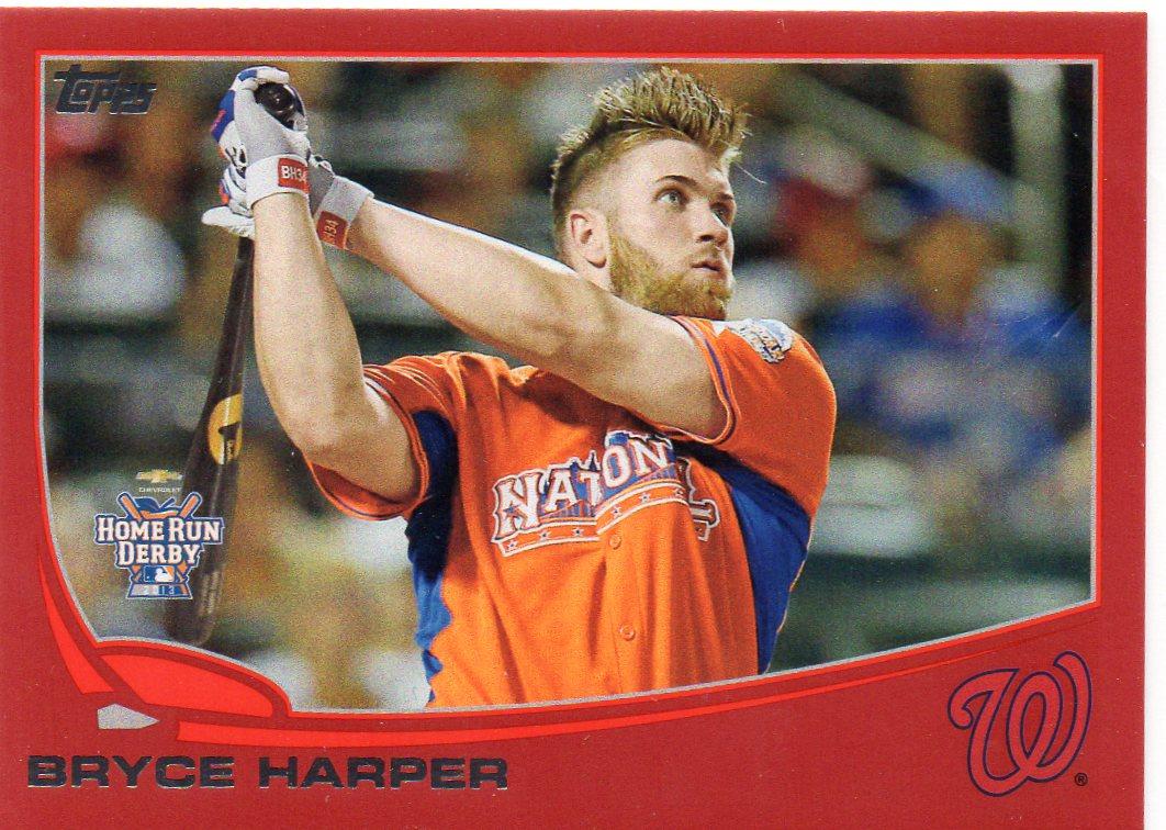 Bryce Harper HR Derby