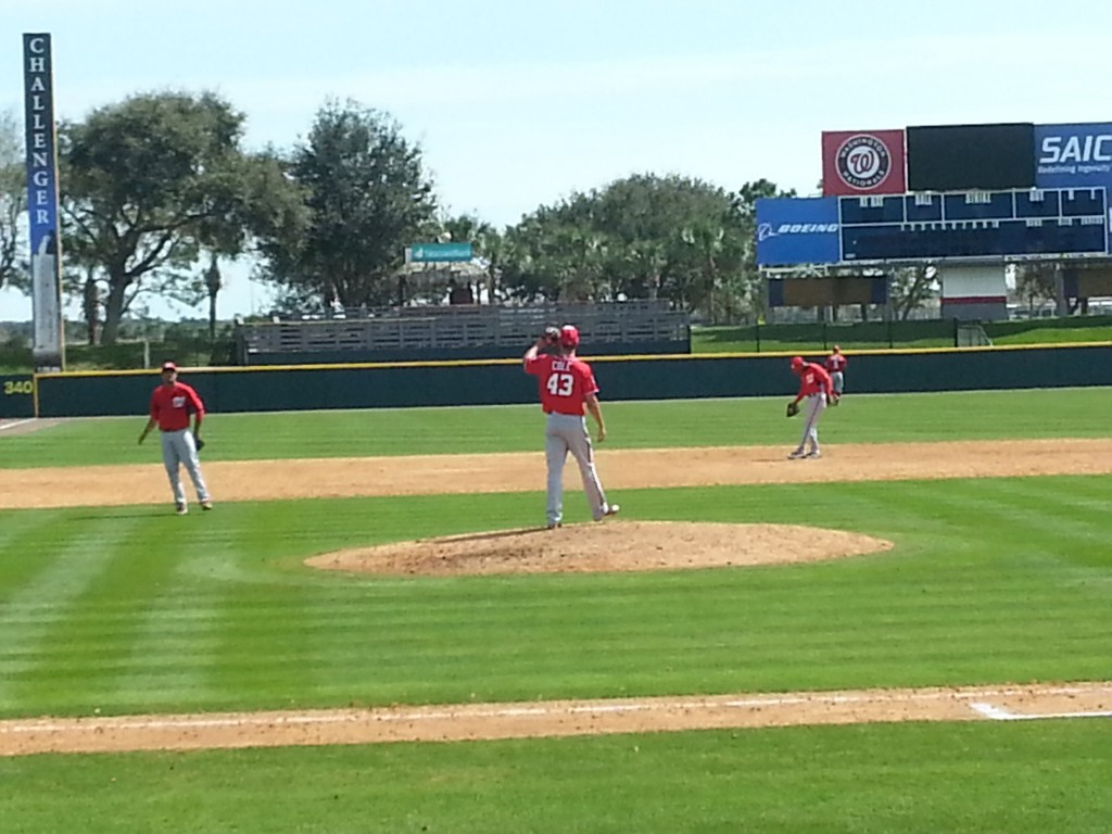 Nationals top prospects
