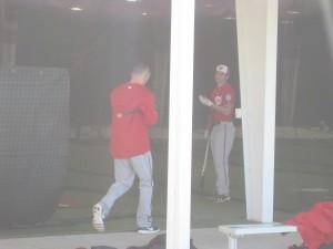 gerry trea turner batting cage3