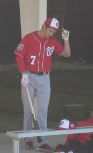 gerry trea turner batting cage4