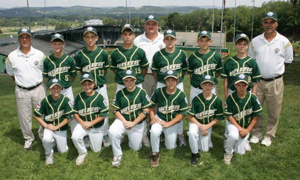 Lafayette Little League 2005 team, Facebook