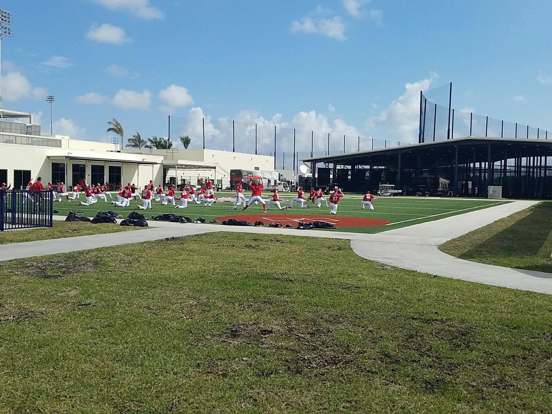 Ballpark of the Palm Beaches Gridiron