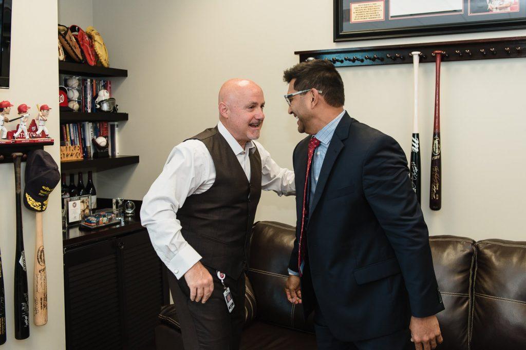 Rizzo and Martinez
