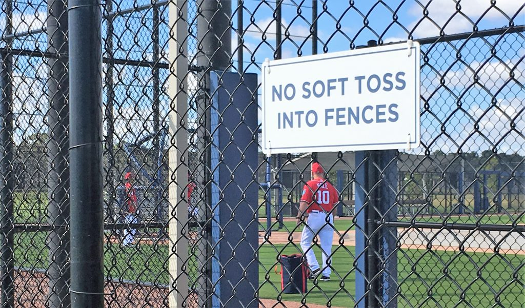 Spring Training fundamentals