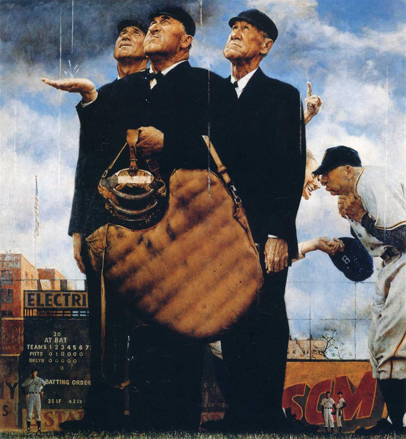 Norman-rockwell-tough-call-800