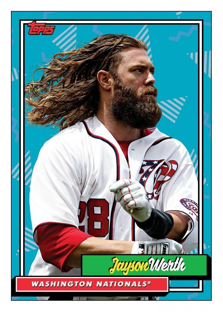 Bryce Harper Baseball Card Designer For Topps Talknatscom